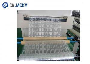 China Original TK4100 Smart Card Inlay F08 EV1 Transparent Inlay 2*5 / 3*8 Layout Prelam on sale