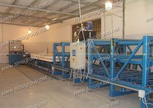 China Structural insulated panels pressing machine on sale