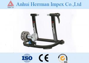 China 30kg Load Capacity Cycling Simulator Fluid Magnetic Trainer Stand on sale