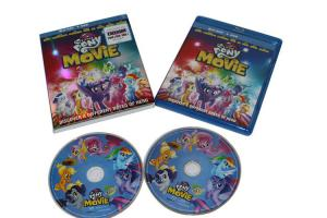 New Release My Little Pony The Movie Blu-ray DVD Comedy Adventure