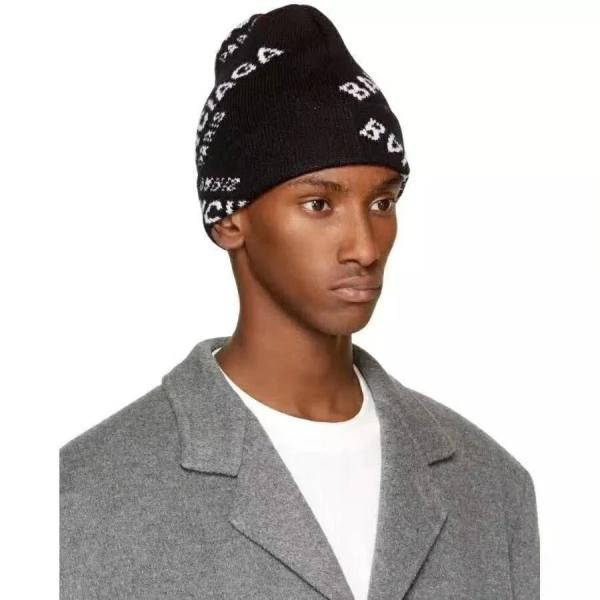 f7d8b76f80d78 new arrival Balenciaga beanies men and women knitted cap fashion beanies  adult Images