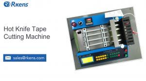 China Heat Cutting Nylon Webbing, Nylon Webbing Hot Cutting Machine on sale
