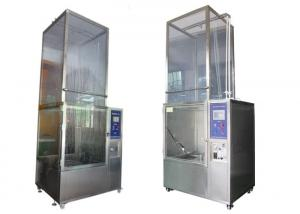 Quality Waterproof Environmental Test Chamber Spray Flow IP5 / IP6 Turntable Max Load for sale
