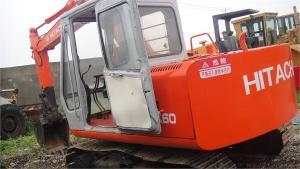 China Hitachi EX60 Excavator for sale on sale