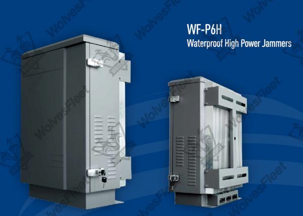 RF JAMMER Waterproof High Power cellular phone Prison