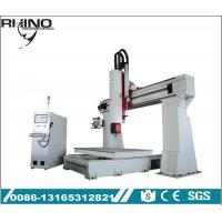 3D 4D 5D Mould Making 5 Axis CNC Router Machine With Syntec Control System