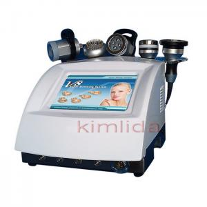 China 1MHZ Vacuum RF Ultrasonic cavitation body building Wrinkle removal Machine on sale