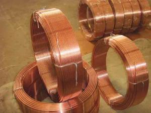 China Submerged Arc Welding Wire EM12 on sale