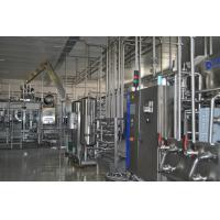 China Wide Range Soft Drink Production Line Concentrated Fruit Drink Manufacturing Equipment on sale