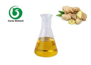 China Pharm Grade Supercritical CO2 Extraction Ginger Extract Ginger Oil Gingerol 40% on sale