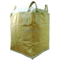 China Durable Solid PP Container Bag FIBC Bulk Bags / Ton Jumbo Bag for Sand or Cement on sale