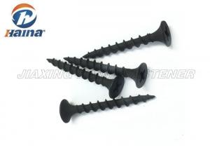 China Self Tapping Bolts For Metal Hardened Steel , Coarse Thread Drywall Screw Bugle Head on sale
