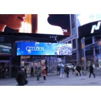 P10 P16 High Resolution Outdoor LED Billboard / LED Advertising Screens