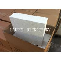 China ISO Insulating Fire Brick , Low Density Mullite Insulation Brick For Ceramic Kilns on sale