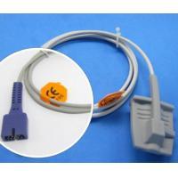 Adult Silicone Soft Finger Clip Nellcor Spo2 Sensor Compatible Nellcor Oximax DS-100A