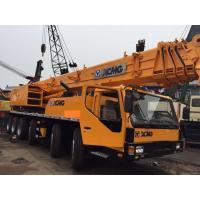 Big Cab XCMG Crane 130 Ton Used Mobile Crane QY130K 2013 Year