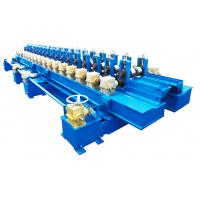 18 stations forming Cold Roll Former for galvanized steel door frame with PLC automatic control