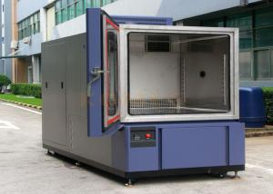 China 1000L Fast Rapid Temperature Humidity Change Rate Testing Chamber ESS Chamber  Lab on sale