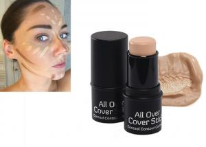 China Full Coverage Makeup Concealer Stick For Dark Spots On Face , Color Customized on sale