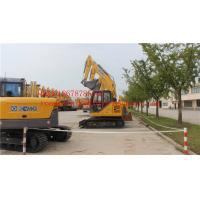XCMG Hydraulic Crawler Excavator 0.14m³ Construction Excavator Four Strokes