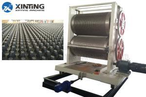 China HDPE Drainage Board Plastic Sheet Extrusion Machine156kw Anti Corrosion on sale