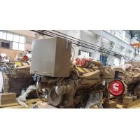 Marine Propulsion Engine CUMMINS Diesel Generator Set 746KW / 1000HP For Tug Boat