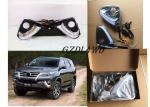 White And Black Turning Function Light Daytime Running Lights For Toyota Fortuner