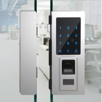 Zinc Alloy Smart Remote Control Finger Touch Door Lock For Office Easy To Operate