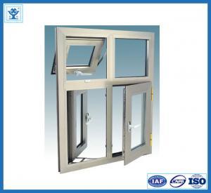 China Latest Design Double Glazing Aluminum Casement Window /Aluminium Windows on sale