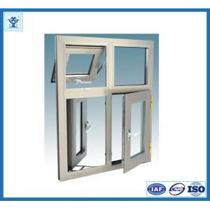 China Latest Design Double Glazing Aluminum Casement Window /Aluminium Windows supplier