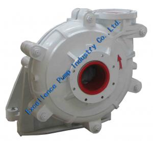 China Excellence Brand centrifugal slurry pumps EHM-4D with wear-resistant metal liners on sale