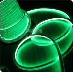 el cuadrado de moda del verde 12v llevó el pvc de neón de la luz smd2835 de la flexión para al aire libre