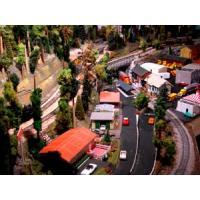 ho scale model train lights, ho scale model train lights