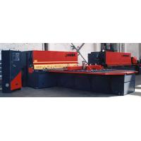 QD11K - 6×3200 CNC Hydraulic Guillotine Shear Feeding Device Automatic Loading