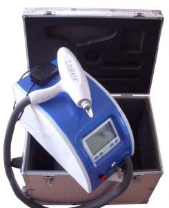 China Mini Laser Tattoo Removal Machine For Acne Scar , Lentigines Removal 160mJ , 350mJ on sale