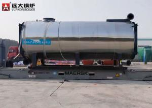 China 3500Kw Thermal Oil Heater Boiler Thermic Fluid Oil For Plywood Production on sale