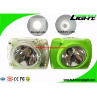 China Safety Cree LED Headlamp Rechargeable Portable With Hard Engineering Plastic on sale