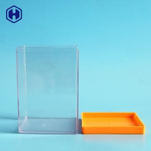 China Dry Nuts  Food Grade Plastic Containers Non Toxic SGS FDA Certificated on sale