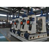 Full Automatic Square Tube Mill Line ERW Pipe Making Machine 30-80m/min