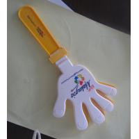 China Plastic clapper,hand clapper,clapper,noiser maker clapper pp meterial on sale