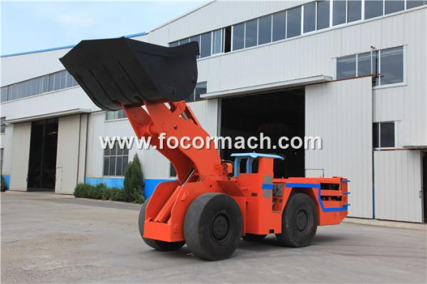 3 Cbm Underground Loader Used for Mining with Big Power, 4