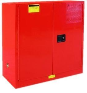 China Steel flammable and combustible liquids cabinet cabinet safety on sale