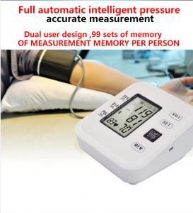 China CE ROHS approved ambulatory blood pressure monitor digital ,upper arm blood pressure monitor online on sale