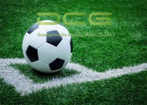 China Professional Anti - UV Monofilament Artificial Grass Turf Soccer Field on sale
