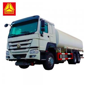 China FAW 8*4 336hp 35CBM Diesel Oil Mobile Tanker Truck Aircraft Refueling Manual Transmission Type on sale