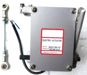 China Diesel Engine Generator Governor Actuator With ESD5500E Continuous Current on sale