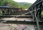 Steel Fabricator Prefabricated Steel Structural Bailey Bridge Of Reinforced Steel Q345