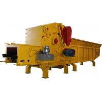 Équipement en bois industriel de broyeur de machine chipper en bois de rebut de palette