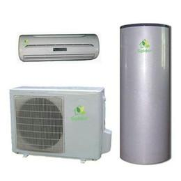 China 200 - 400L All In One Air Conditioner And Heater , Cycled Heat Pump Air Conditioning Unit on sale