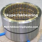 Four Row 26FC20104 Cylindrical Roller Bearing Brass Cage / Steel Cage